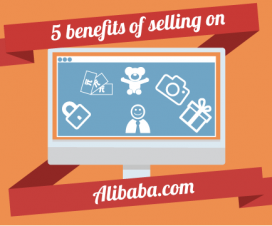 5 benefits of Selling on Alibaba
