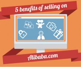 5 benefits of Selling on Alibaba