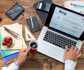 issa asad start a business blog